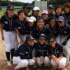 NUS Softball wins Double Champs at Kallang Open!