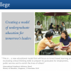 Reflections on Yale-NUS College, the University Scholars Program (USP) and the Status Quo